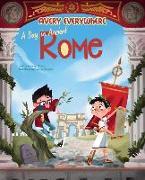 Cover-Bild zu A Day in Ancient Rome von Olivieri, Jacopo