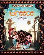 Cover-Bild zu A Day in Ancient Greece von Olivieri, Jacopo