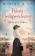 Cover-Bild zu Palais Heiligendamm - Stürmische Zeiten (eBook) von Grünig, Michaela