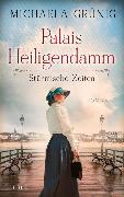Cover-Bild zu Palais Heiligendamm - Stürmische Zeiten von Grünig, Michaela