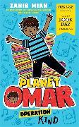 Cover-Bild zu Planet Omar: Operation Kind von Mian, Zanib