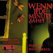 Cover-Bild zu Wenn jede Minute zählt (Audio Download) von Hünnebeck, Marcus