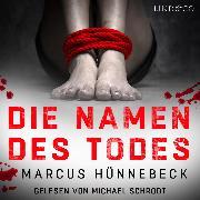 Cover-Bild zu Die Namen des Todes (Audio Download) von Hünnebeck, Marcus