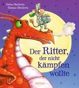 Cover-Bild zu Der Ritter, der nicht kämpfen wollte von Docherty, Helen