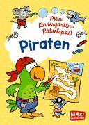 Cover-Bild zu Mein Kindergarten-Rätselspaß von Wagner, Charlotte