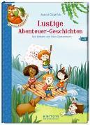 Cover-Bild zu Der kleine Fuchs liest vor von Göpfrich, Astrid