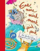 Cover-Bild zu Ene mene mink mank pink pank von Mardt, Susanne (Hrsg.)