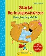 Cover-Bild zu Starke Vorlesegeschichten von Grimm, Sandra
