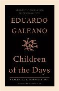 Cover-Bild zu Children of the Days von Galeano, Eduardo