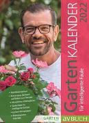 Cover-Bild zu Gartenkalender 2022 von Ploberger, Karl (Hrsg.)