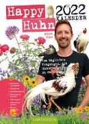 Cover-Bild zu Happy Huhn Kalender 2022 von Höck, Robert