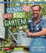 Cover-Bild zu Genau so geht Biogarten (eBook) von Ploberger, Karl