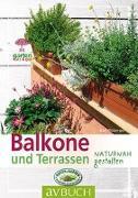 Cover-Bild zu Balkone und Terrassen von Ploberger, Karl