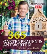 Cover-Bild zu 365 Gartenfragen & Antworten von Ploberger, Karl