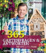 Cover-Bild zu 365 Gartenfragen & Antworten (eBook) von Ploberger, Karl