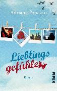 Cover-Bild zu Lieblingsgefühle (eBook) von Popescu, Adriana