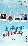 Cover-Bild zu Lieblingsgefühle von Popescu, Adriana