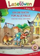 Cover-Bild zu Leselöwen 1. Klasse - Ein Detektiv für alle Fälle von Foshag, Christina