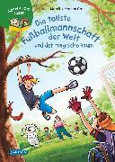 Cover-Bild zu Gemeinsam lesen: Die tollste Fußballmannschaft der Welt und der magische Baum von Margil, Irene