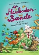 Cover-Bild zu Die Heuboden-Bande - Ein Huhn in geheimer Mission von Heger, Ann-Katrin