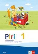 Cover-Bild zu Piri Fibel. Schreiblehrgang in Vereinfachter Ausgangsschrift. Klasse 1. Ausgabe für Bayern 2014