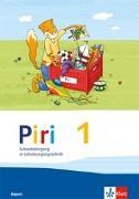 Cover-Bild zu Piri Fibel. Schreiblehrgang Schulausgangsschrift. Klasse1. Ausgabe für Bayern 2014