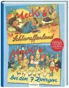 Cover-Bild zu Mecki im Schlaraffenland / Mecki bei den 7 Zwergen von Rhein, Eduard