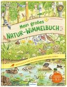 Cover-Bild zu Mein großes Natur-Wimmelbuch von Henkel, Christine (Illustr.)