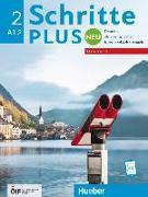 Cover-Bild zu Schritte plus Neu 2 - Österreich. Kursbuch + Arbeitsbuch mit Audio-CD zum Arbeitsbuch von Bovermann, Monika