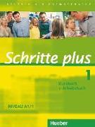 Cover-Bild zu Schritte plus 1. Niveau A1/1. Kursbuch + Arbeitsbuch von Niebisch, Daniela