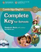Cover-Bild zu Complete Key for Schools Student's Book with Answers von McKeegan, David