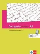Cover-Bild zu Con gusto nuevo A2. Trainingsbuch + MP3-CD