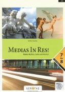 Cover-Bild zu Medias in Res! 7.-8. SJ. Texte: Mythos, Liebe und Humor. von Kautzky, Wolfram