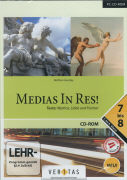 Cover-Bild zu Medias in Res! 7.-8. SJ. Texte: Mythos, Liebe und Humor von Kautzky, Wolfram