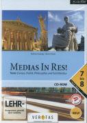 Cover-Bild zu Medias in Res! 7.-8. SJ. Texte: Europa, Politik, Philosophie und Fachliteratur. Einzellizenz von Kautzky, Wolfram
