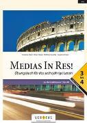 Cover-Bild zu Medias In Res! 3-4 Übungsbuch für das sechsjährige Latein von Bauer, Michael
