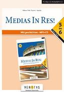 Cover-Bild zu Medias In Res! 5-6 (vierjähriges Latein) Hörgeschichten (MP3-CD). 1:0 von Hissek, Oliver