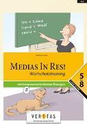 Cover-Bild zu Medias In Res! Wortschatztraining von Kautzky, Wolfram