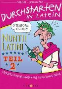 Cover-Bild zu Durchstarten mit Nuntii Latini 2 von Kautzky, Wolfram