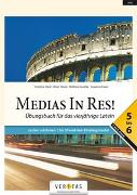 Cover-Bild zu Medias In Res! 5-6 Übungsbuch für das vierjährige Latein von Hartl, Christine