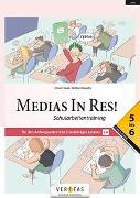 Cover-Bild zu Medias In Res! L4. 5-6 NEU. Schularbeitentraining von Kautzky, Wolfram