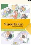 Cover-Bild zu Medias In Res! Schularbeitentraining NEU von Hissek, Oliver