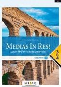 Cover-Bild zu Medias In Res! L6. 3-4 NEU. Lösungen von Kautzky, Wolfram