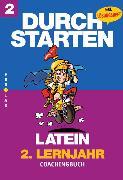 Cover-Bild zu Durchstarten Latein 2. Übungsbuch von Kautzky, Wolfram