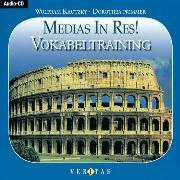 Cover-Bild zu Medias in res! Vokabeltraining (Audio-CD) von Kautzky, Wolfram