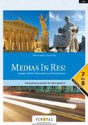 Cover-Bild zu Medias in Res! 7.-8. SJ. Europa, Politik, Philosophie und Fachliteratur von Grom, Andrea
