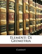 Cover-Bild zu Elementi Di Geometria von Clairaut