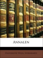 Cover-Bild zu Annalen von Sternwarte, Universität Wien.