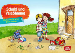 Cover-Bild zu Bildkarten für unser Erzähltheater: Schuld und Versöhnung von Alfons Friedrich SDB