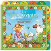 Cover-Bild zu Leo Lausemaus - Minutengeschichten vom Bauernhof von Witt, Sophia